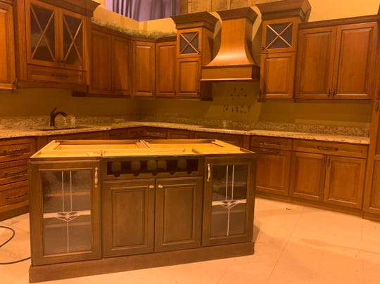 The old KDLT kitchen has been donated to Habitat for Humanity ReStore in Sioux Falls.