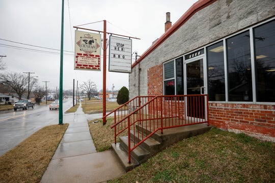 Crosstown Barbecue, located at 1331 E. Division St., is celebrating its 50th anniversary this year.