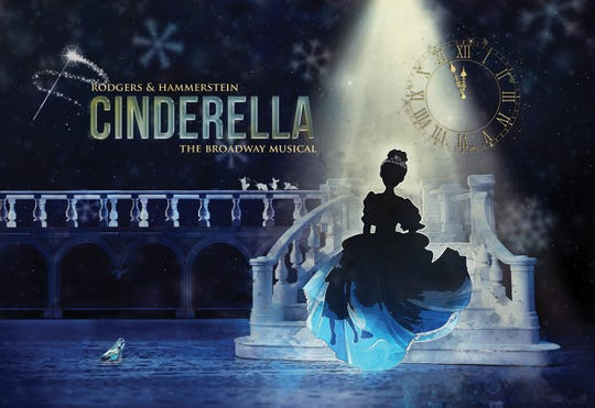 "Promotional image for GREAT Theatre's 2020 production of ""Cinderella"""