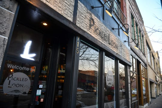 The Pickled Loon featured a new menu Tuesday, Feb. 11, 2020, in St. Cloud.