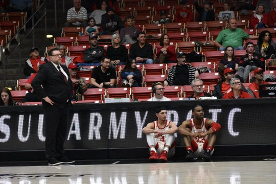 SUU men's basketball is looking for consistency in the final four weeks of the regular season.