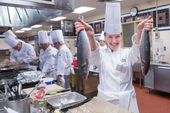 World of Flavors Boot Camp is led by Chef Dave Bruno on The Culinary Institute of America's Hyde Park campus.
