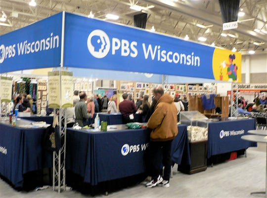 PBS Wisconsin hosts the event.