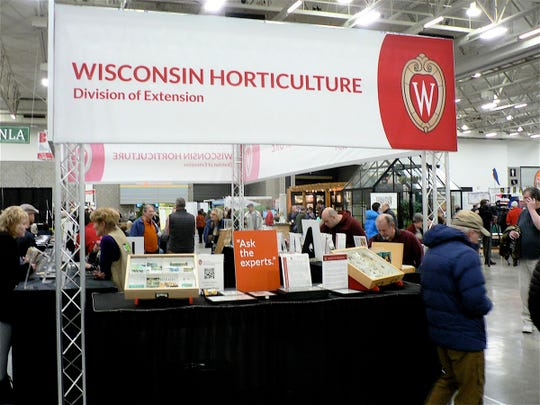 UW-Madison Horticulture and Extension co hosts and answers questions.