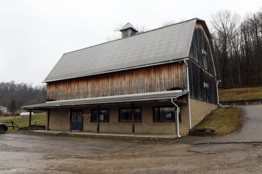 Slack's Book Barn is located at 1124 Wayne Avenue in Zanesville.