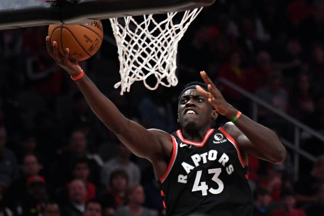 Pascal Siakam's ascent from the Raptors' 27th pick to an All-Star Game starter has been rapid.