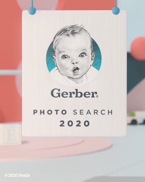 Gerber launches its 10th annual nationwide search for its next Gerber baby.