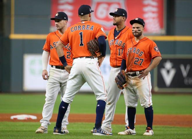 Houston won the World Series in 2017.