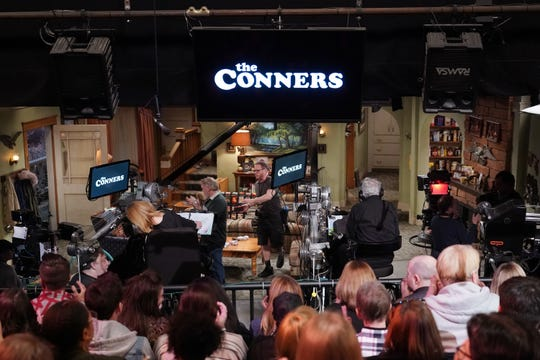 """""""The Conners"""" episode titled """"Live from Lanford"""" was broadcast live to both East Coast and West Coast audiences and included news reporting from the New Hampshire primaries."""