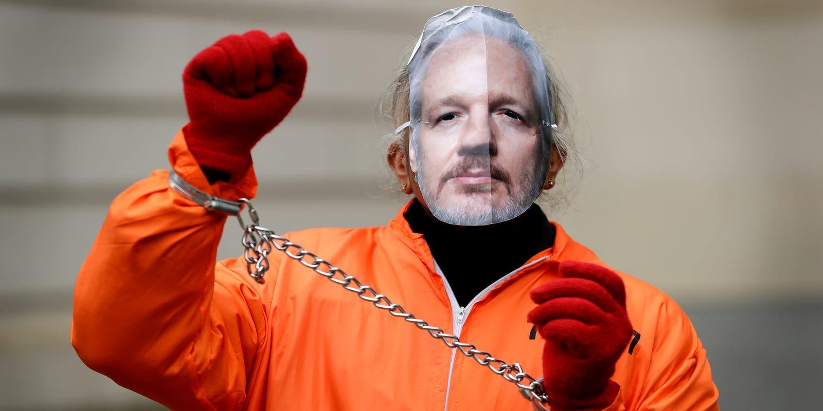 Julian Assange: What's at stake if U.S. prosecutes WikiLeaks founder