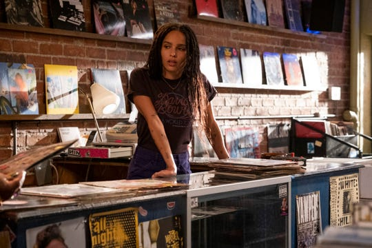"Zoe Kravitz assumes John Cusack's role in Hulu's re-imagining of ""High Fidelity"" as a TV show."