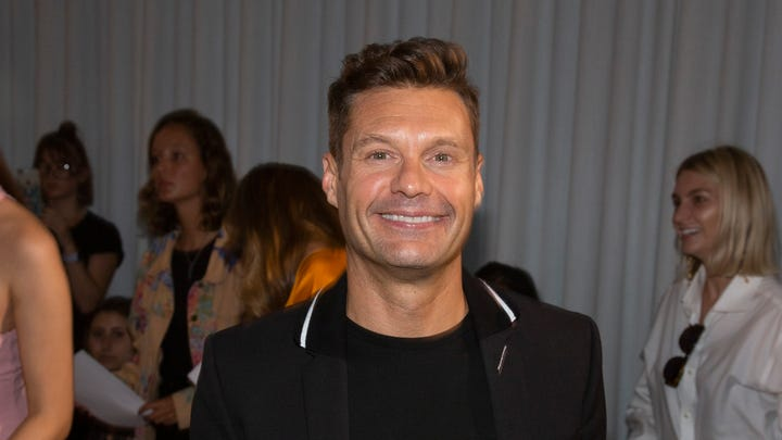 Ryan Seacrest attends the Naeem Khan runway show during NYFW Spring/Summer 2020 on Sept. 10, 2019, in New York.