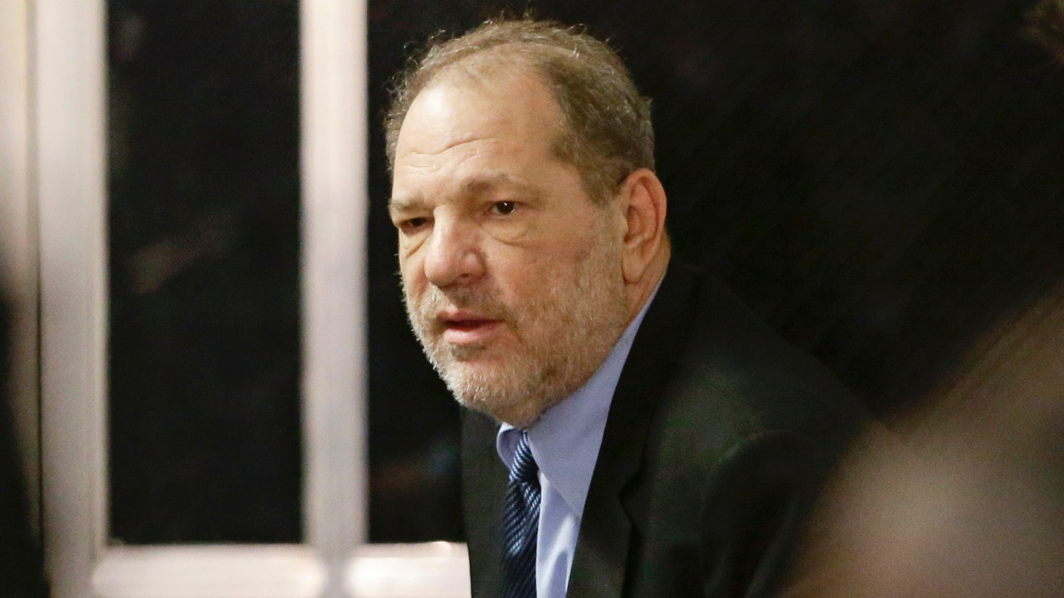 Harvey Weinstein has heart surgery, will be transferred to Rikers, reports say thumbnail
