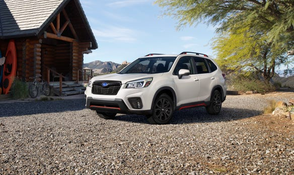 The 2020 Subaru Forester was named as a Consumer Reports Top Pick.