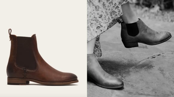 Get even bigger savings on already discounted items thanks to this sale happening at Frye.