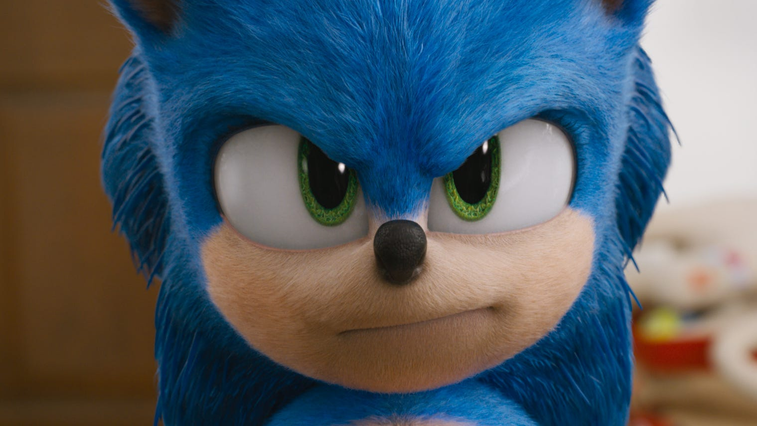 'Sonic the Hedgehog': CGI makeover doesn't spare film from meh reviews