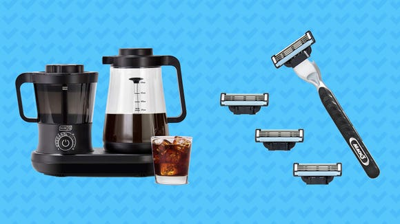 Save on our favorite cold brew makers, razors, and more this Wednesday.