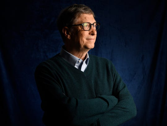 Microsoft co-founder and mega-philanthropist Bill Gates addressed the possibility of a pandemic in a discussion in 2015.