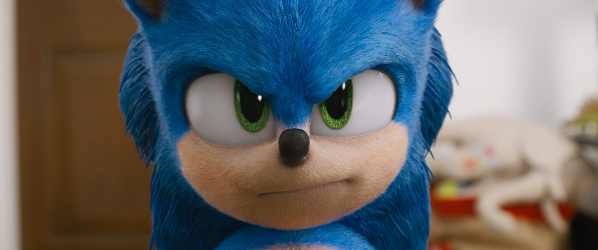 Sonic The Hedgehog Movie Redesign How Backlash Made Sonic Stronger