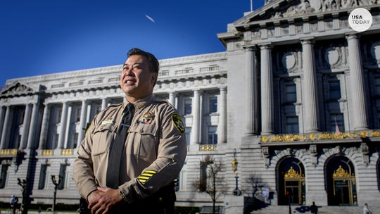 First Asian American sheriff in California vows to protect immigrants from Trump policies