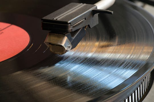 Break out that old record player; vinyl is back in style.