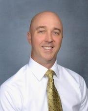 Melbourne High Principal Chad Kirk