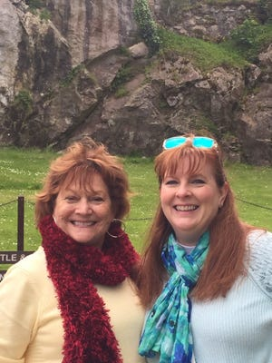 """When do you become an adult? I think I'll follow the lead of my friend Beth Davis of Rockledge, who says, """"Never."""" By chance, we happened to be at Blarney Castle in Ireland on the same May afternoon in 2018."""
