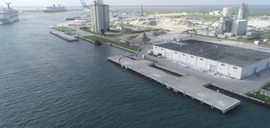 A $14.1 million federal grant will be used as part of a $37.86 million project tomodernize and expand Port Canaveral's North Cargo Berth 3.