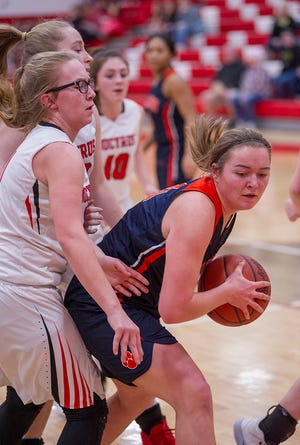 Galion's Natalee Perkins was named second team All-MOAC.