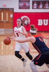 Bucyrus' Caleigh Rister was named Second Team All-T-F.