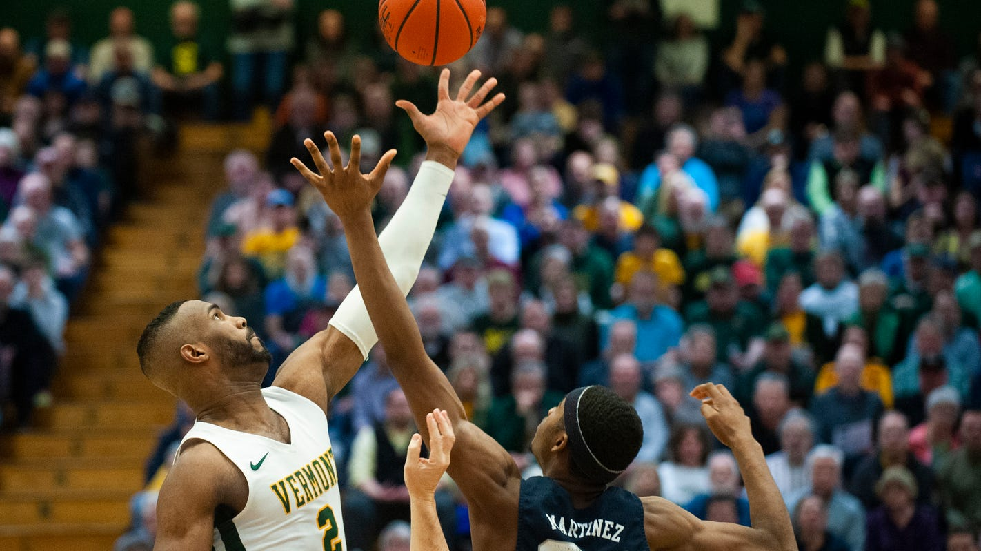 Live updates: UVM men's basketball hosts UMBC