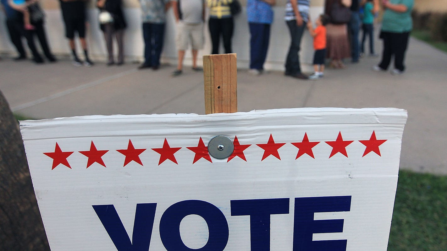 Texas Supreme Court: No immunity from COVID-19 not sufficient grounds for mail-in voting