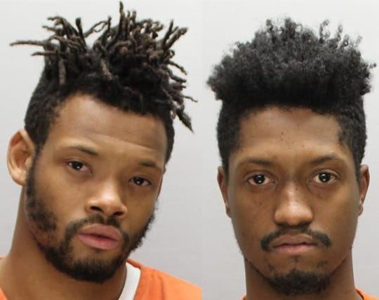 Curtis Miller, left, and Ryan Wilkins, Camden brothers, have been convicted of the November 2018 murder of Thomas Reyes.