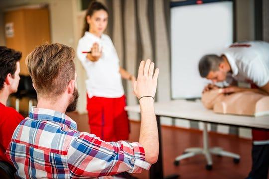 Trade schools lean toward hands-on learning