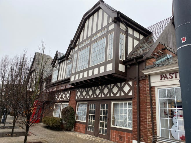 Future home of The Emery, a polished-casual restaurant, in Mariemont Square