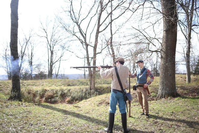 Fort Defiance Interpretive Center will host a living history event from 10 a.m. to 3 p.m. Saturday, Feb. 22 to commemorate the surrender of Fort Defiance to Union soldiers in 1862.