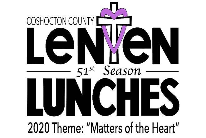 Lenten Luncheon 2020 Logo