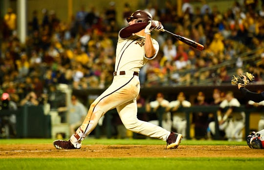 Arizona State first baseman Spencer Torkelson