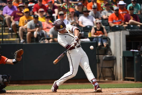 Arizona State first baseman Spencer Torkelson.