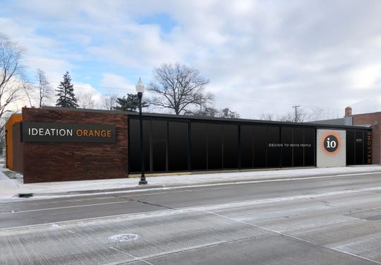 Ideation Orange is moving from Royal Oak to Hazel Park.