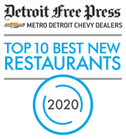 2020 Restaurant of the Year