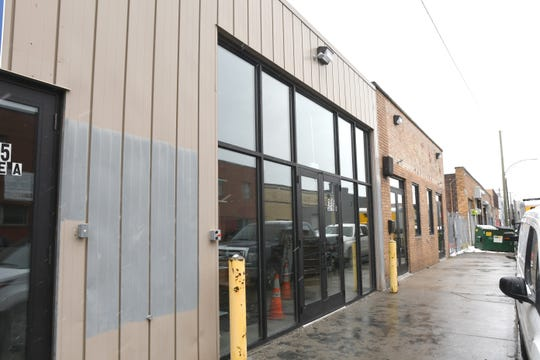 The new location for Vintage Eastern Market Antiques at 1515 Division will open for business on Saturday.