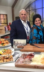 Gary and Joanie Tringale on QVC.