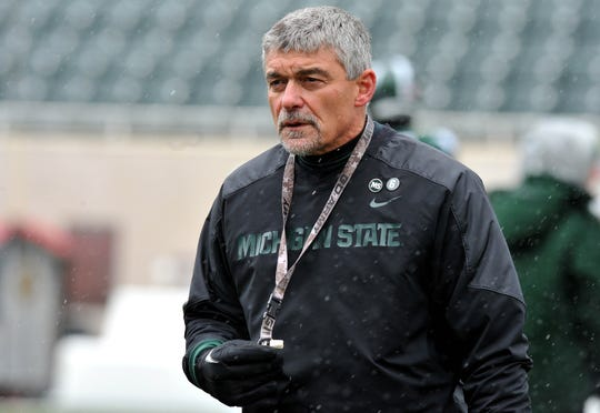 Michigan State strength and conditioning coach Ken Mannie announced his retirement on Thursday.