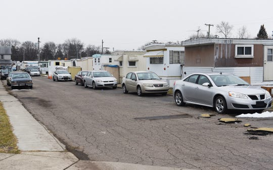 More than a dozen of the Plymouth Road trailer park's low-income, elderly and disabled residents filed a civil lawsuit in September, asking a judge to force the owners to make repairs to the park and stop them from collecting rent until they obtain a license to operate.