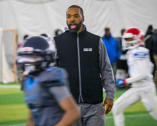 Former Michigan State staffer Curtis Blackwell is suing the university, then-football coach Mark Dantonio, former athletic directorMark Hollis and former president Lou Anna K. Simon for wrongful termination.