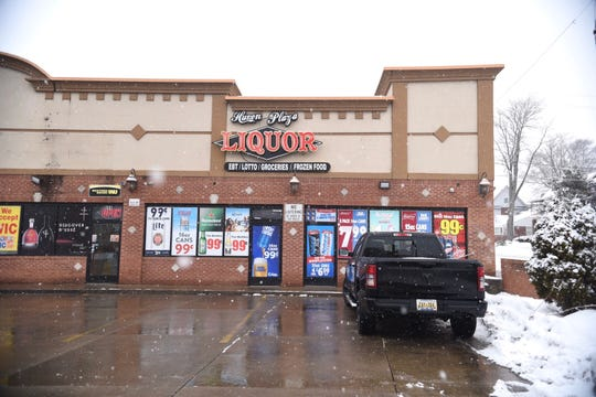 The Huron Liquor Plaza in Pontiac sold the $70 million Powerball ticket.