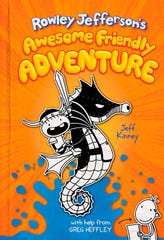 """""""Rowley Jefferson's Awesome Friendly Adventure"""" comes out April 7."""