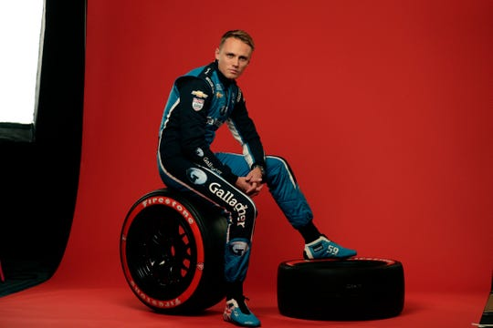 Max Chilton is scheduled to drive on road and downtown street courses during the 2020 IndyCar season.