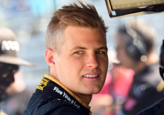 Marcus Ericsson had a runner-up finish at Detroit as an IndyCar rookie in 2019.